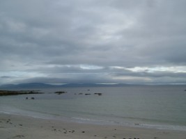 Clouds over Galway Bay, Co. Galway