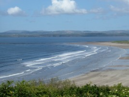 Beach at Rossnowlagh, Co. Donegal
