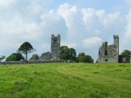 Slane Friary, Slane, Co. Meath
