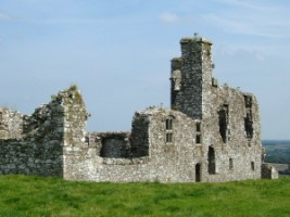 Friars' house, Slane Friary, Slane, Co. Meath